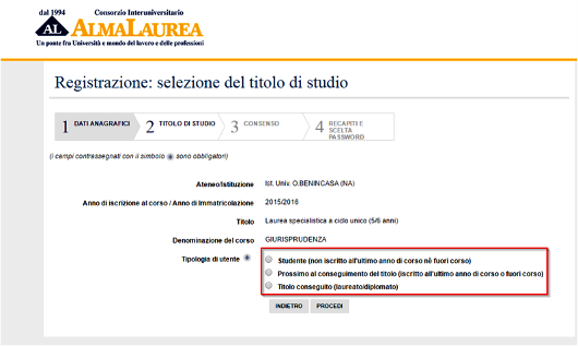 Unisob Napoli Segreteria Studenti Norme Amministrative